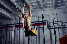 Muscle-up lernen