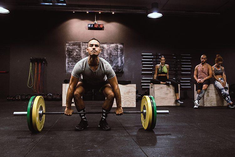 Split-Jerk / Weight-Lifting