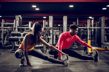 Warm-Up - Muskelaktivierung