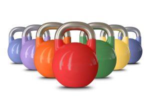 Competition Kettlebells - 8 bis 32 kg