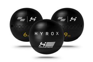 HYROX Wall-Ball - 4 kg, 6 kg und 9 kg
